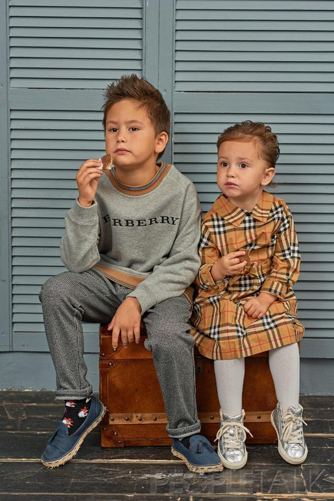 дети павла прилучного фото