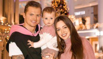 Все дети футболиста Дмитрия Тарасова: сколько их?