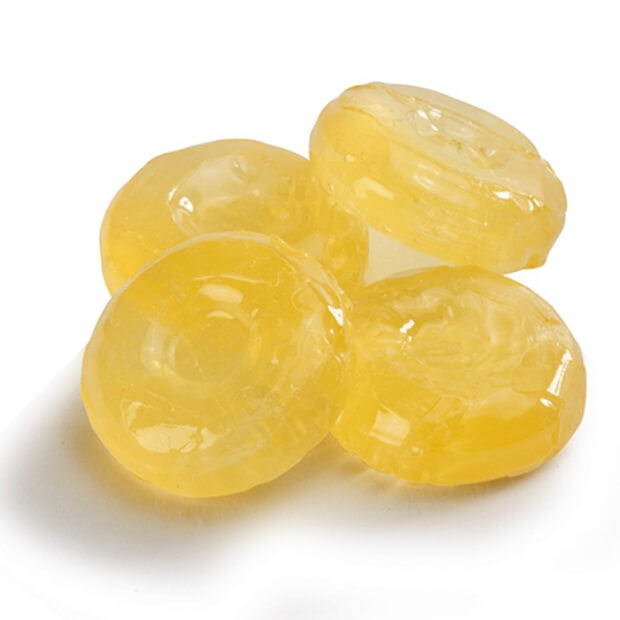 лимонные леденцы с лимоном