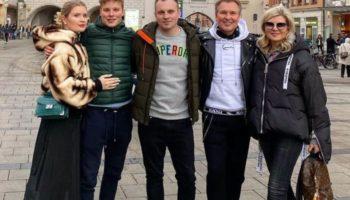 Александр Малинин: жены и дети. Сколько наследников у певца