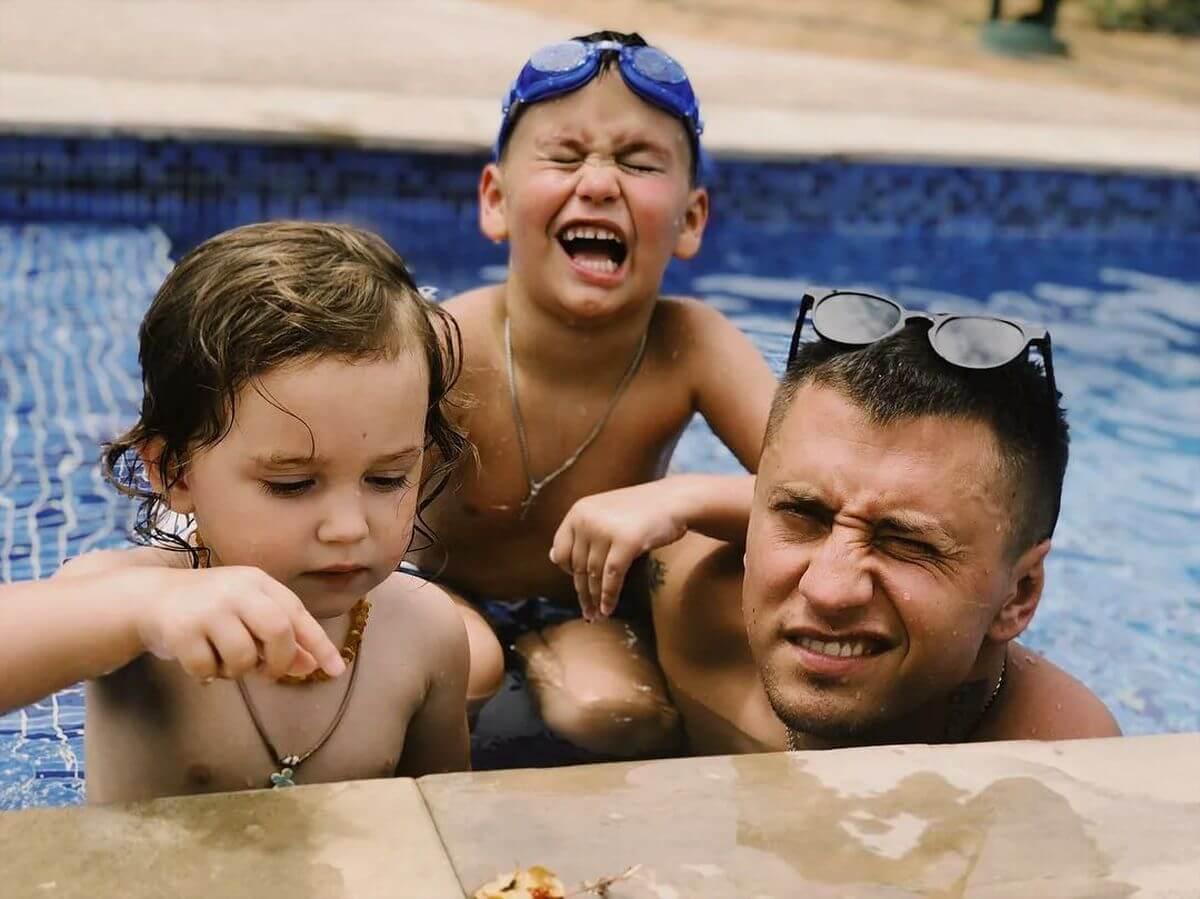 дети прилучного фото