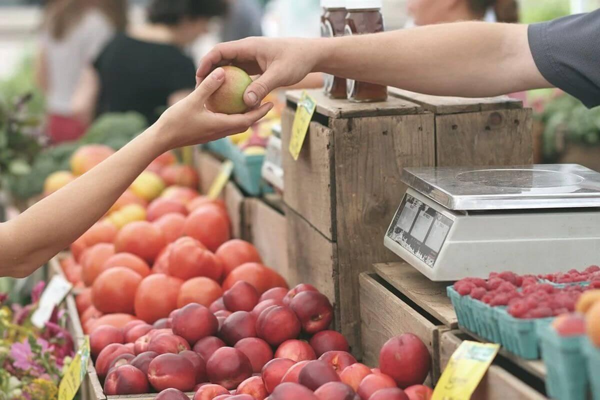 почему продукты лучше покупать на рынке