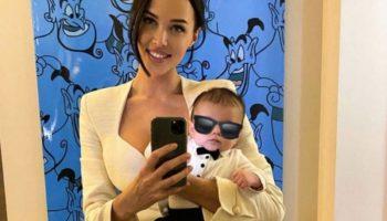 Анастасия Решетова показала новые фото сына