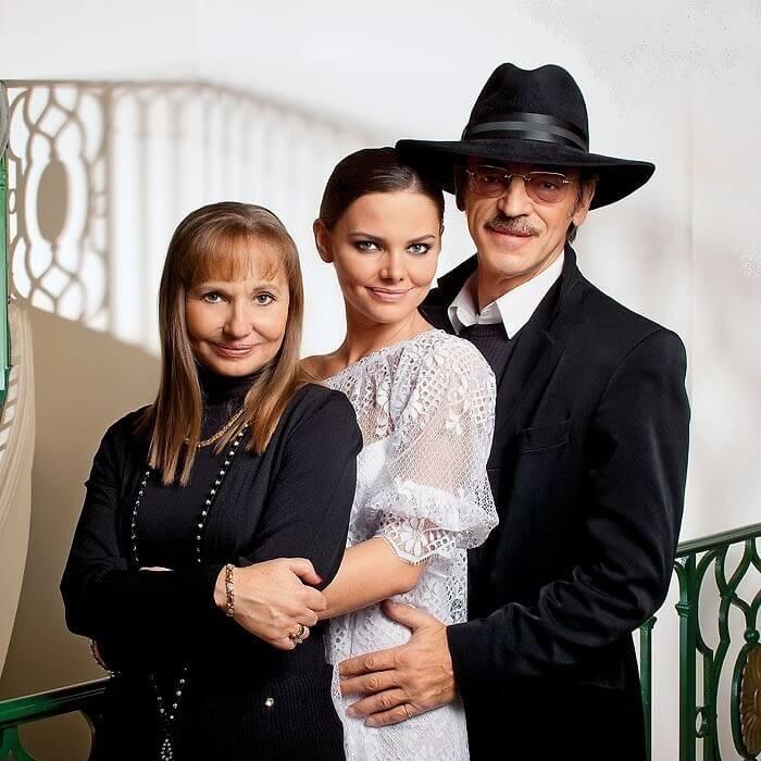 боярский жена дети