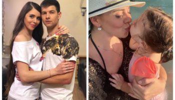 Беременная Ольга Рапунцель показала новые фото с животиком