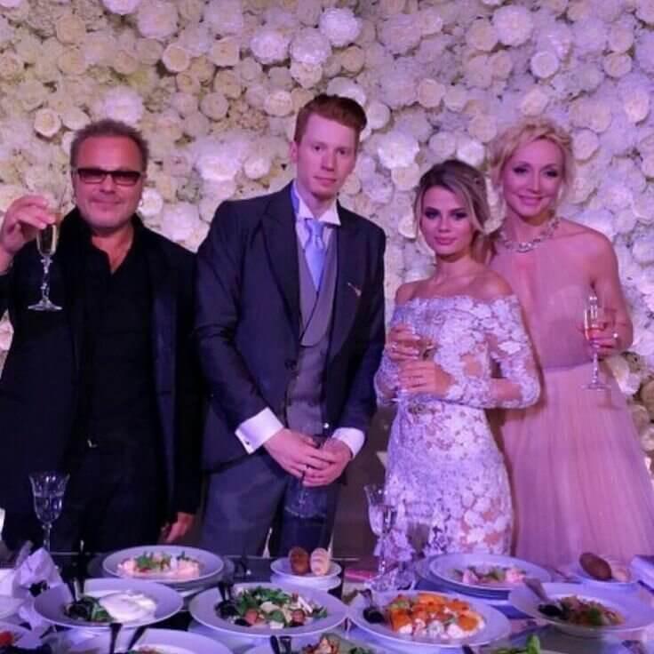 никита пресняков свадьба