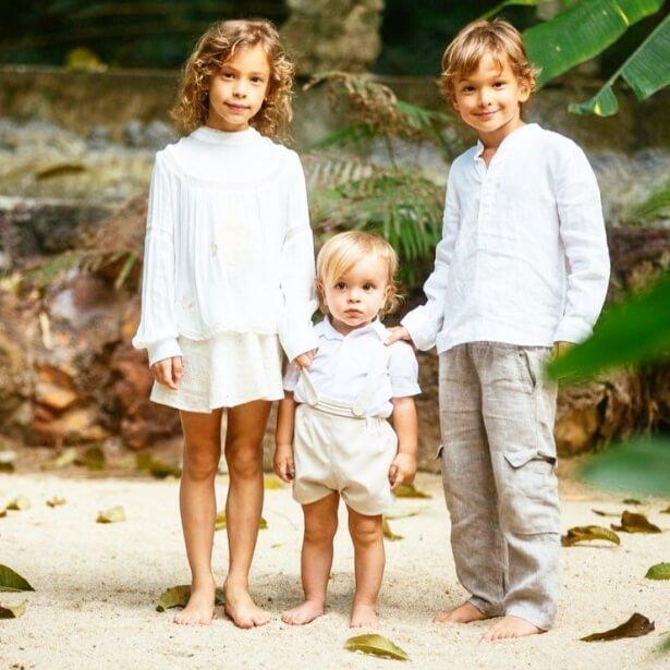 дети сергея жукова