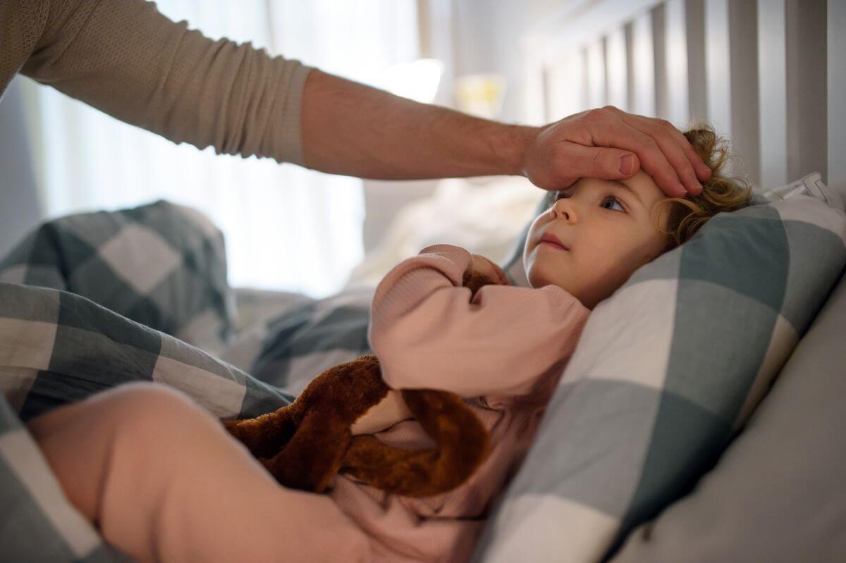 рвота понос и температура у ребенка