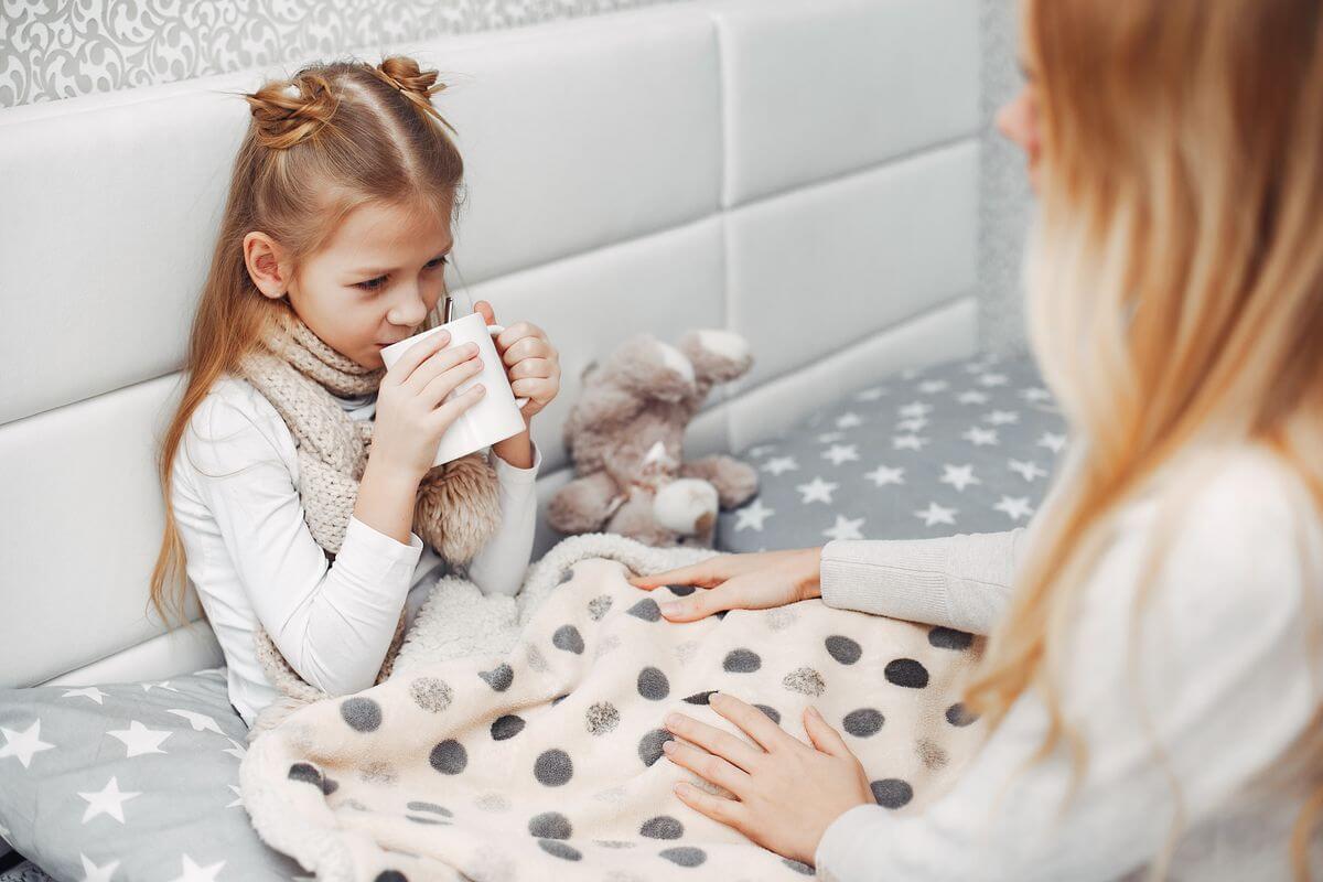 рвота у ребенка что делать