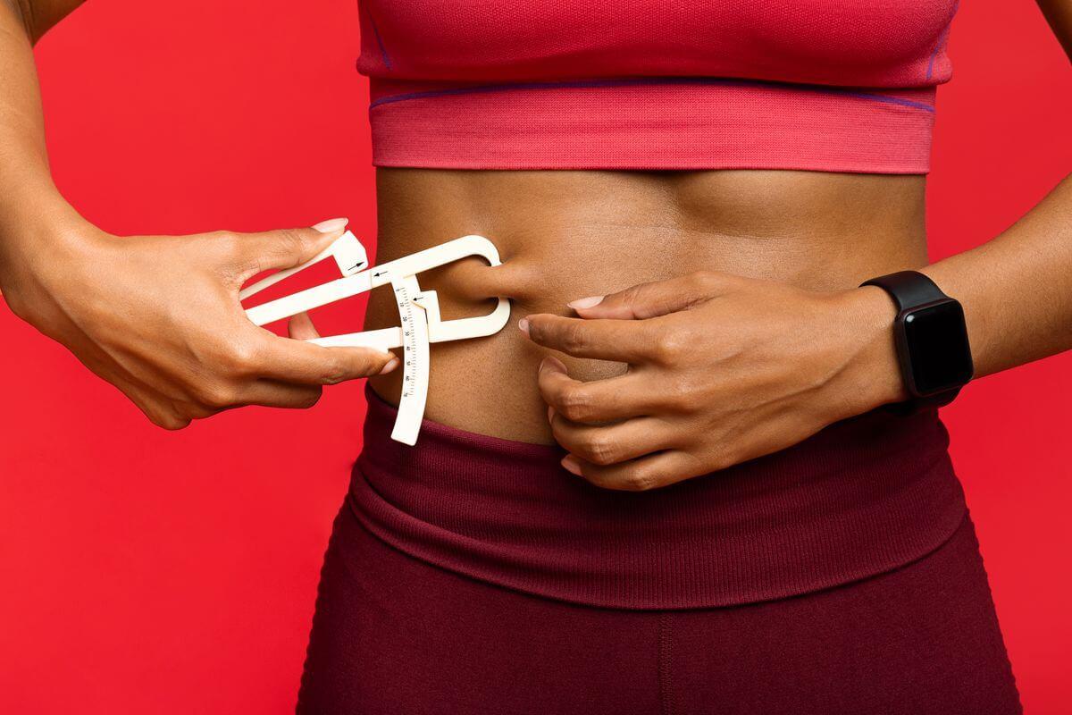 толщина жировой складки