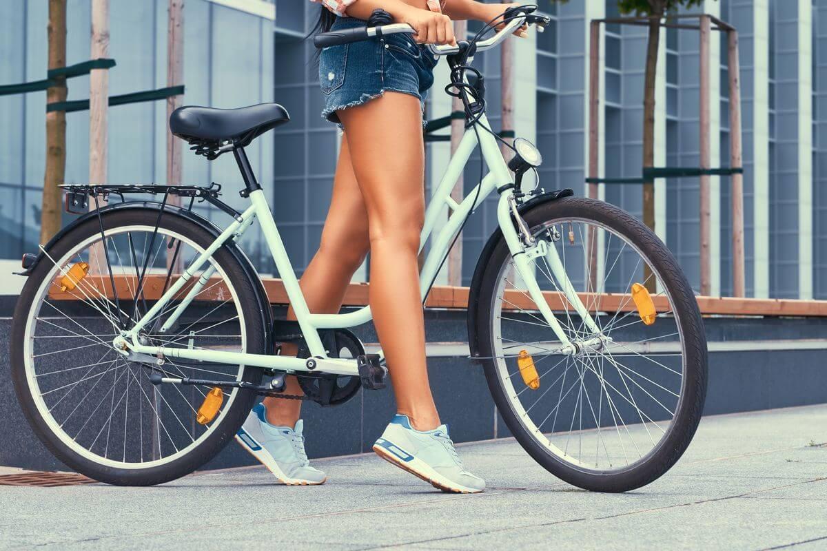 велосипед во время беременности