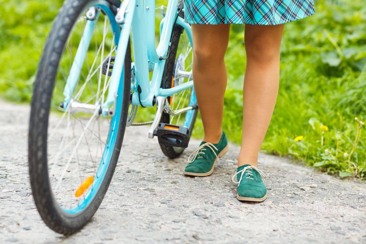 можно при беременности кататься на велосипеде