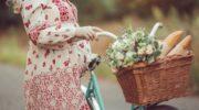 Беременность и велосипед: польза и вред, техника безопасности и советы