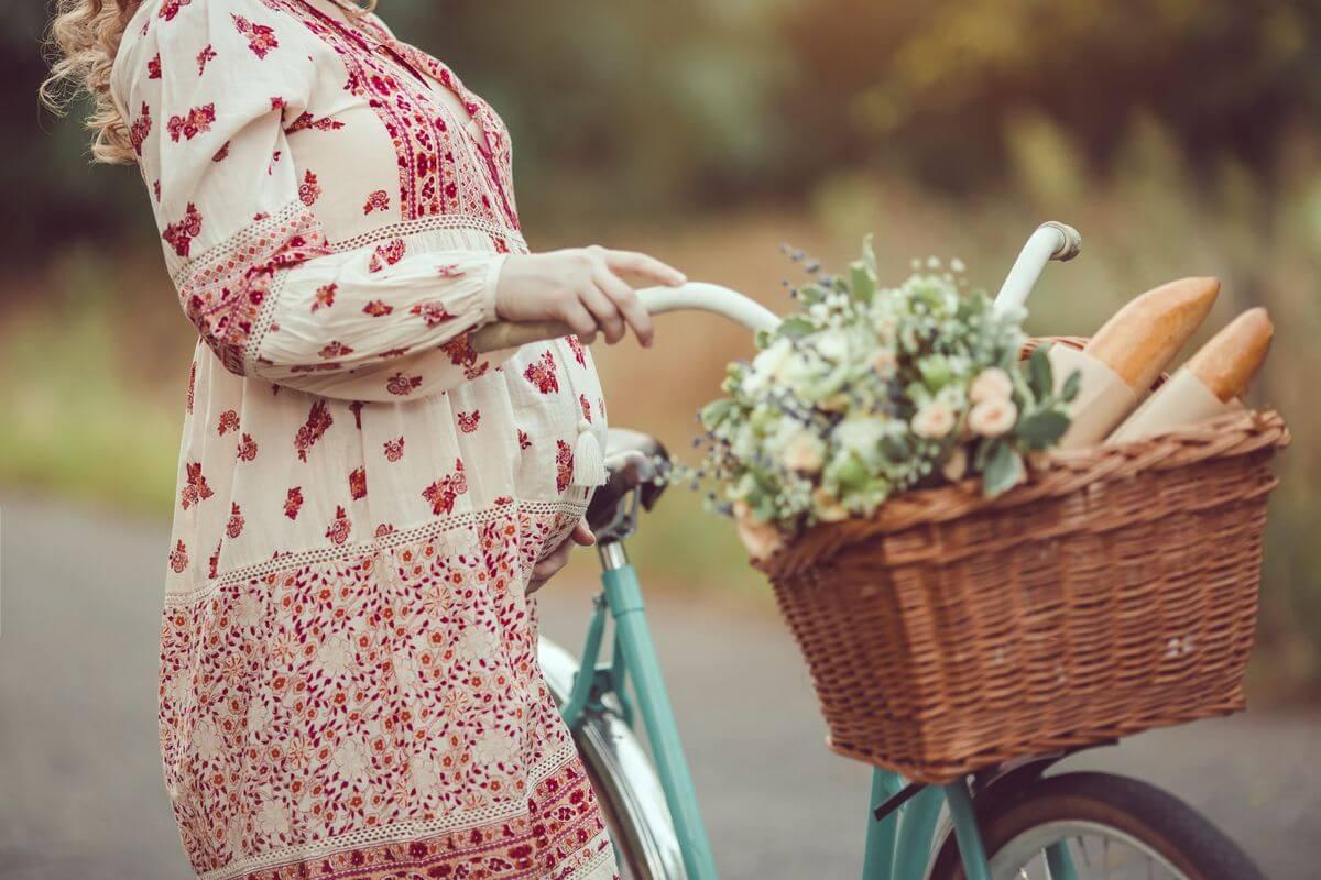 можно ли велосипед при беременности