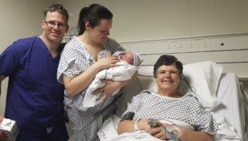 бабушка родила собственную внучку эмма майлс