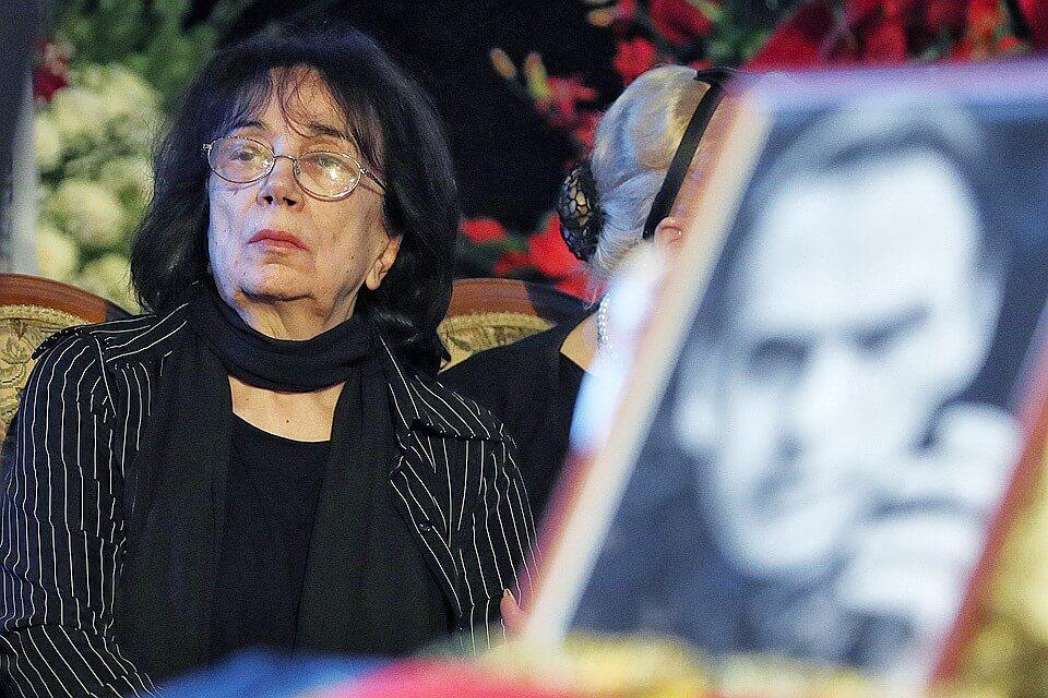 похороны баталова