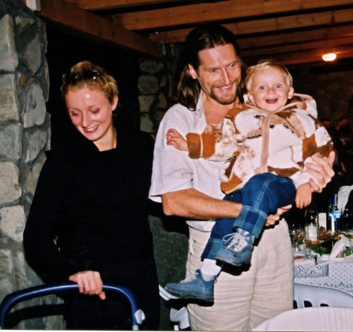 дети джигурды от первого брака