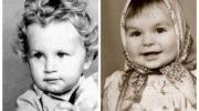 звезды в детстве и сейчас новые фото