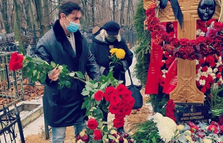 армен джигарханян похороны