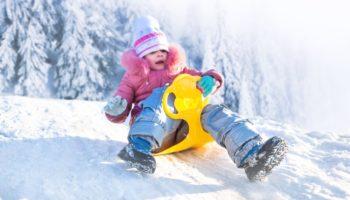 игры на снегу правила безопасности