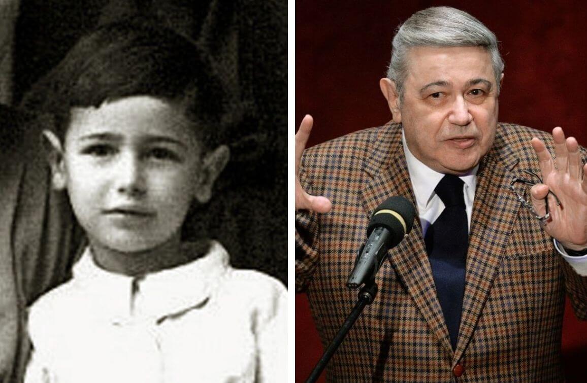 петросян в детстве