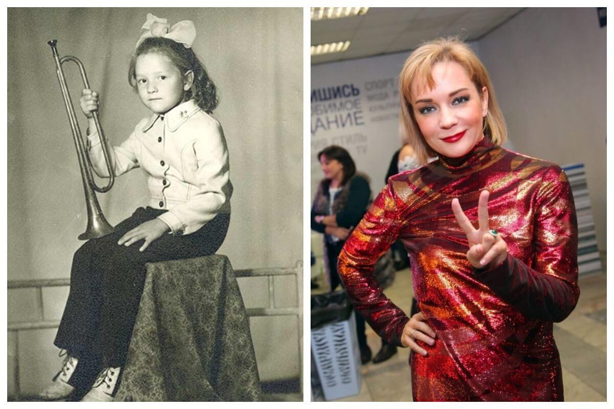 татьяна буланова в детстве