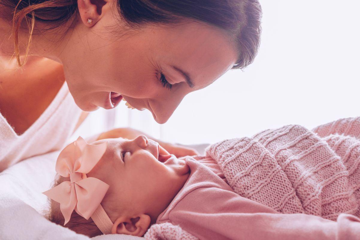 есть ли материнский инстинкт