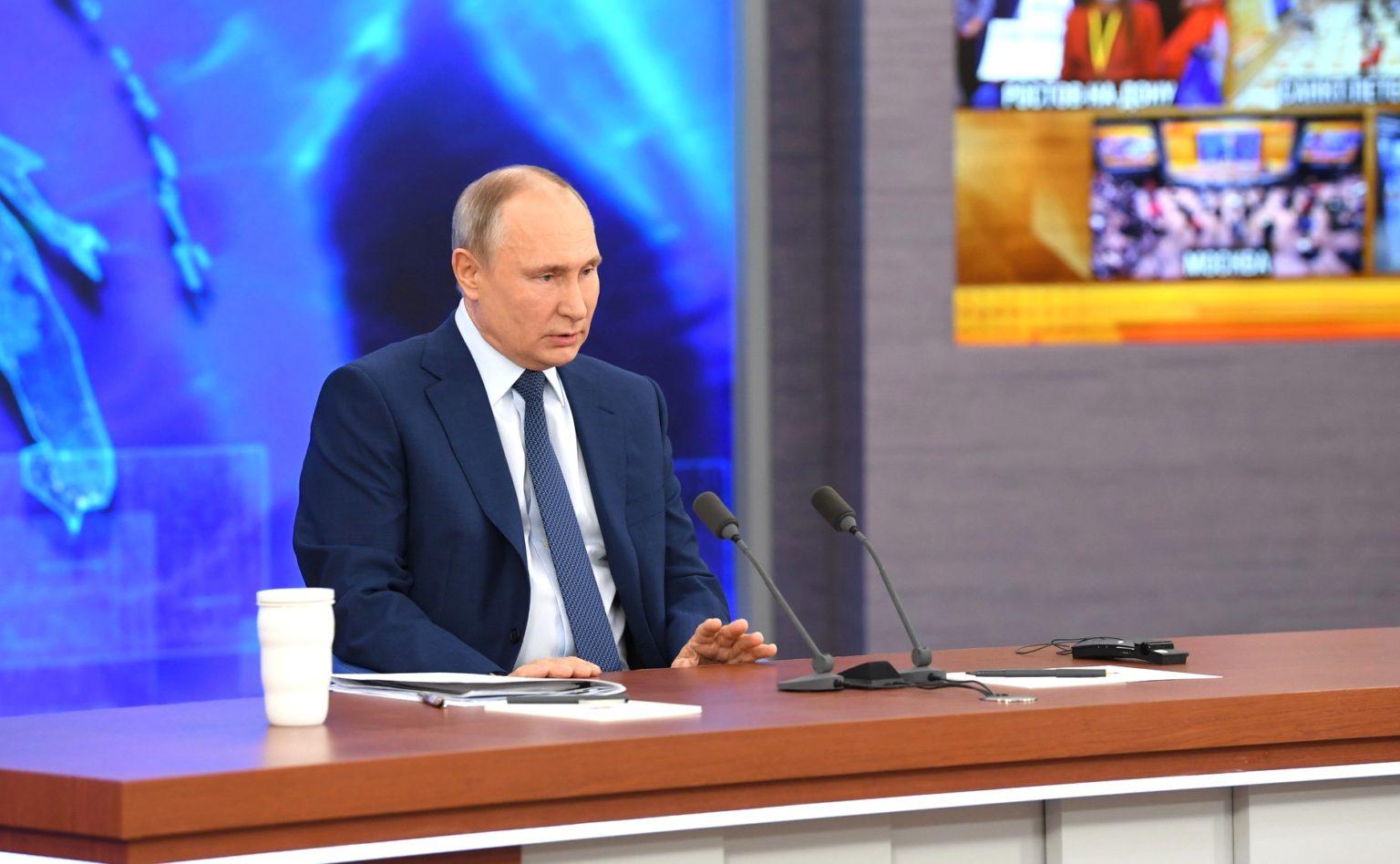 путин пообещал новые выплаты на детей