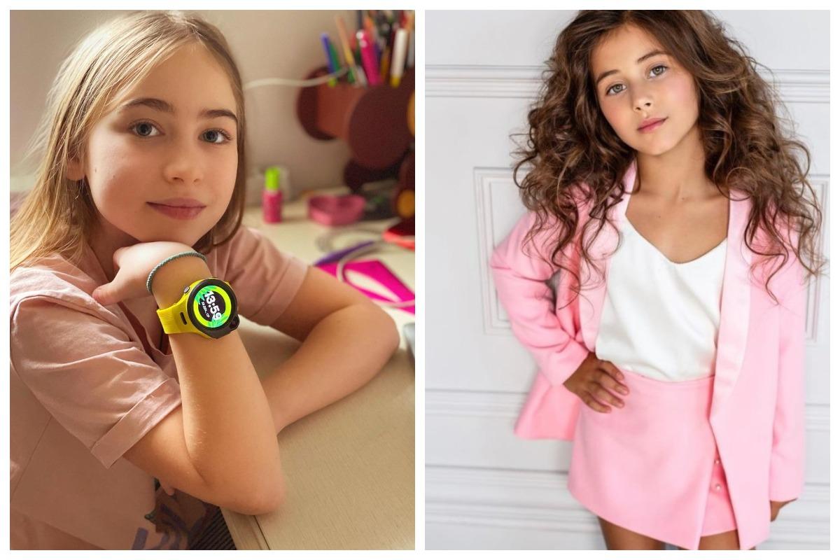 самые красивые дети знаменитостей