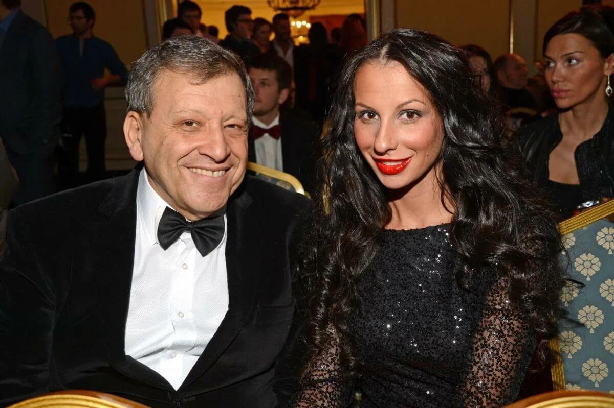 грачевский и жена анна