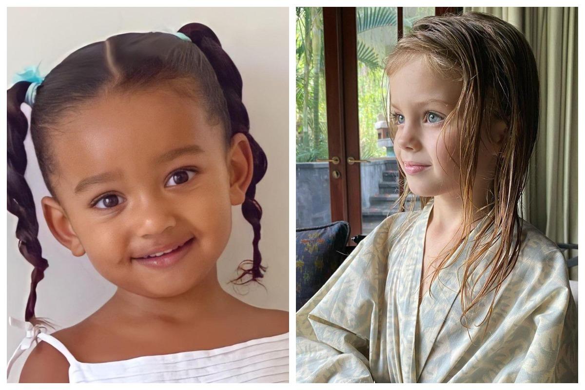 самые красивые дети звезд
