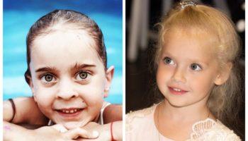 звездные дети с самыми красивыми глазами