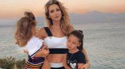 светлана лобода в отпуске с дочками фото
