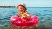 Правила поведения на воде детей