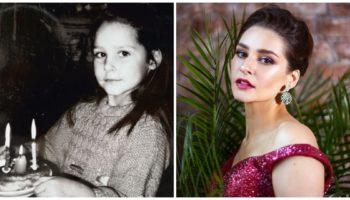 красивые российские актрисы в детстве